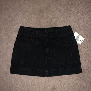 Black skirt from forever 21 size small NEW